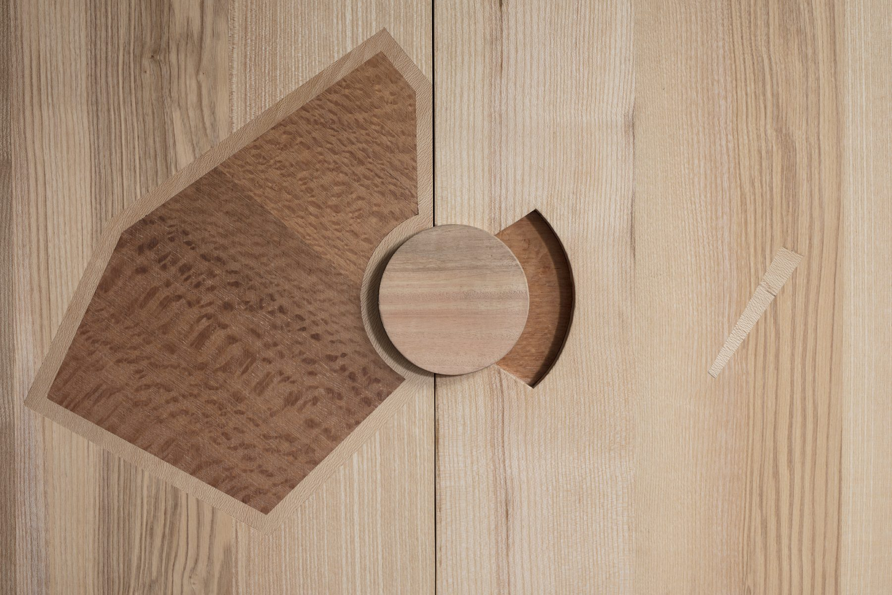 Jan Hendzel Studio wardrobe handle detail