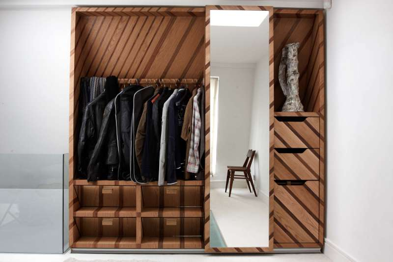 Jan Hendzel Studio Dreamworks Oak, Dreamworks Custom Cabinets