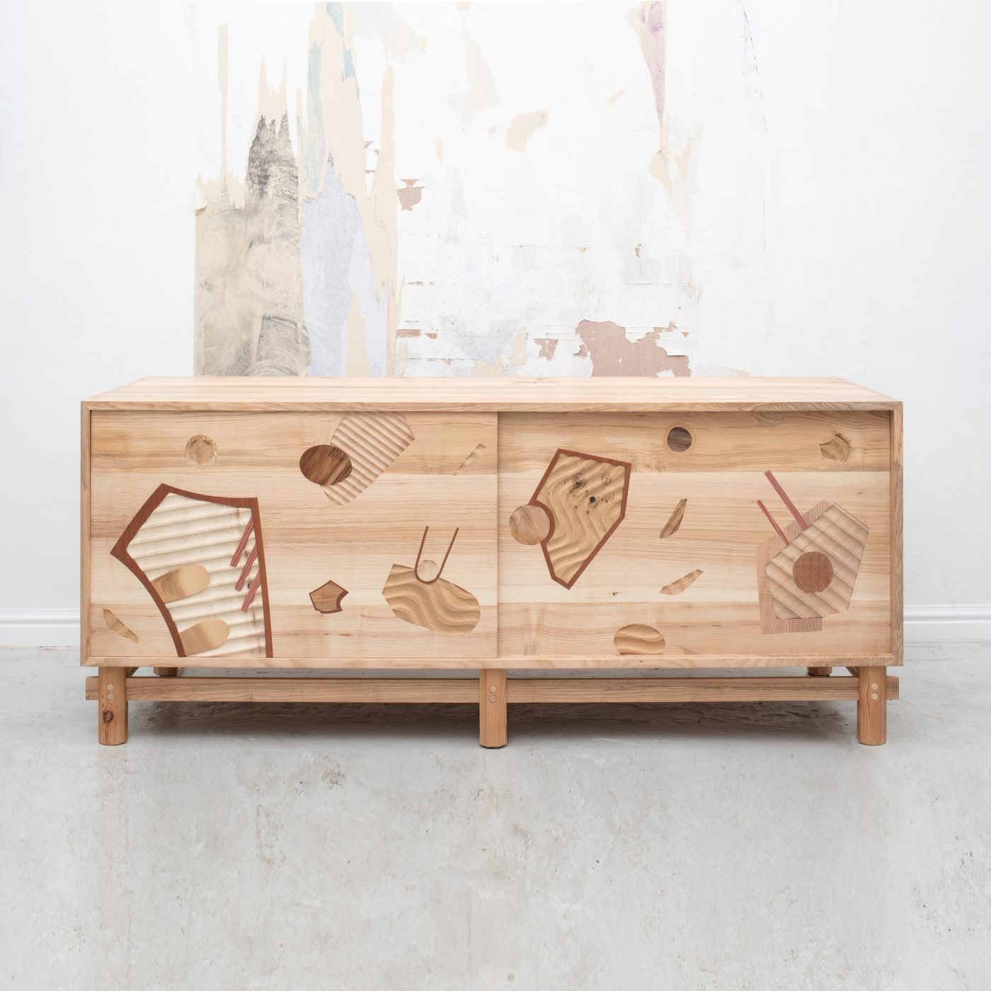 Jan Hendzel Studio bowater side cabinet