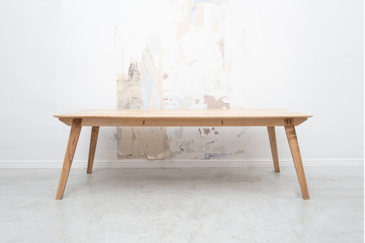 Jan Hendzel Studio olive ash table