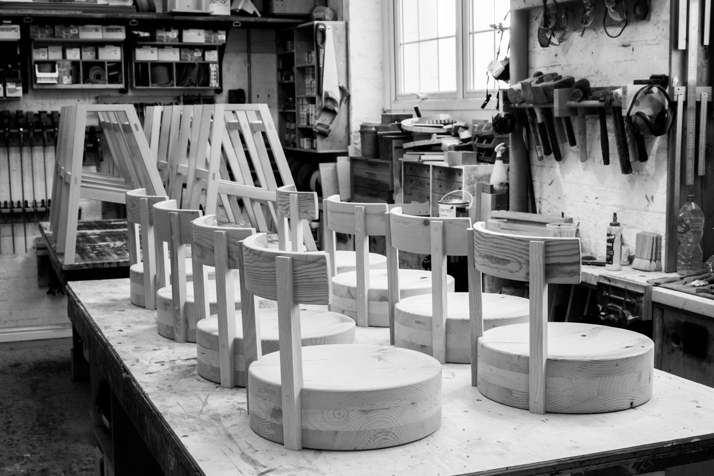 Jan Hendzel Studio hand tools workshop process-11