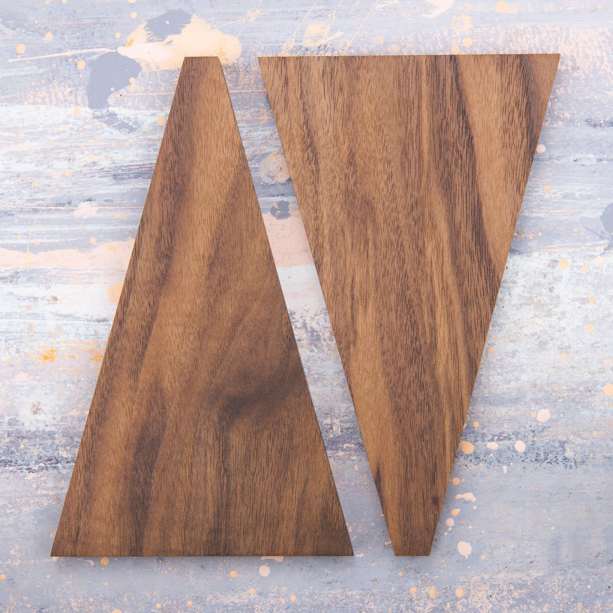 Jan Hendzel Studio samples american black walnut