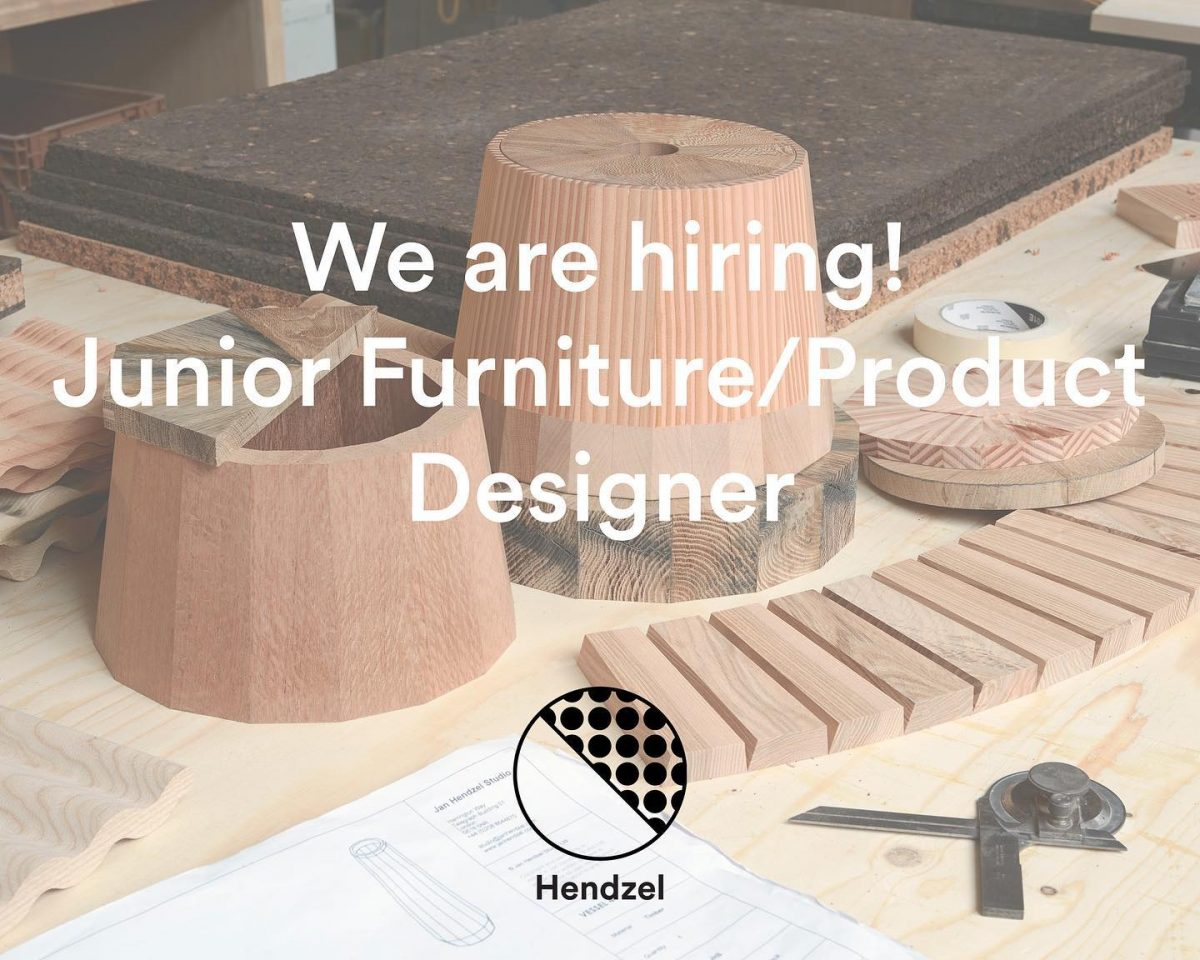 junior-furnitureproduct-designer-–-jan-hendzel-studio-we-are-excited-to-invite-applications-for-th